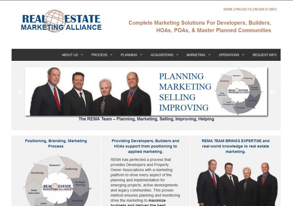 PTC-Clients-Screenshots-The Real Estate Marketing Alliance
